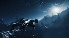 Black over the Levski 4K (Corsair62) Tags: star citizen game screenshot squadron 42 flight space ship cig robert industies pc ingame shot simulator video wallpaper corsair62 photography reclaimer 4k 219 gaming image scifi foundry cloud imperium games cutlass black levski