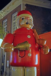 Advent season in Leer (Frisia Orientalis)
