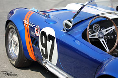 1962 Shelby 289 Cobra (Twilightphoto.com) Tags: 97 steve park 1962 shelby 289 cobra white with blue monterey historics rolex laguna seca 2018 vintage racing mark pearson twilightphotocom race hsr