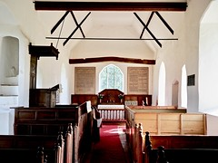 St Mary's Church Withersdale Suffolk (Simon Ross Photos) Tags: stmaryschurch withersdale suffolk churches olympus penf 2018