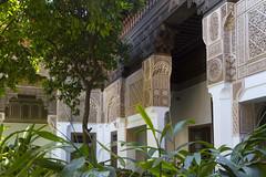 2018-4643 (storvandre) Tags: morocco marocco africa trip storvandre marrakech historic history casbah ksar bahia kasbah palace mosaic art
