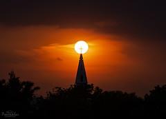 Sunset (14.09.2018) (dr_malar) Tags: sunset sunsets beauty nature eveningsky silhouette nikon nikond750 perspective