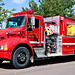 Chanute, KS FD Tanker 1
