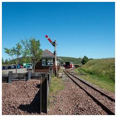 Leadhills Station (wwshack) Tags: leadhills leadhillsandwanlockheadrailway railway scotland southlanarkshire leadmining