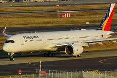 Philippine Airlines' 3rd Airbus A350-900 XWB ready for delivery (David B. - just passed the 5 million views. Thanks) Tags: pal philippine philippines philippineairlines airlines airline airliner jet flight airplane aircraft airport air plane sky cockpit avion aviation airbus airbusa350xwb a350xwb a350 a350900 a350941 airbusa350900xwb airbusa350900 airbusa350 toulouse hautegaronne midipyrénées occitanie france landing land runway sunshine sunny a6000 ilce6000 sonya6000 sonyilce6000 fe100400mm sonyfe100400mmf4556gmoss 100400mm rpc3504 236 msn236