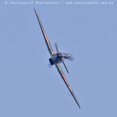3027 Hurricane LF363 (photozone72) Tags: bournemouth airshows aircraft airshow aviation canon canon7dmk2 canon100400f4556lii 7dmk2 bbmf raf warbirds wwii rafbbmf hurricane lf363