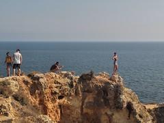 Lagos (Leif (Bryne)) Tags: algarve cliffs klipper