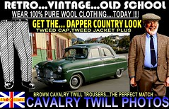 Cavalry Twill Photos part 10 (The General Was Here !!!) Tags: car auto vehicle nz kiwi cap tweed jacket coat blazer gents mens wearing harris houndstooth dapper old older vintage club rally show parked trousers wollen wool 100 uk country scottish yorkshire plaid man oldman beard retro fashion sign poster outdoor distinguished ride menstweedjacket tweedcap british cavalrytwilltrousers oldschool clothes newzealand auckland wellington dunedin invercargill nelson hastings rotorua christchurch hamilton napier whangarei gisborne vintagecar carclub oldcar