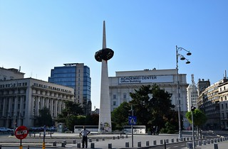 Bucarest (Rumanía, 17-8-2018)