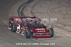 LOMS-Orange-164 (PacificFreelanceMotorsports) Tags: loms speedway racing modifieds lucasoil