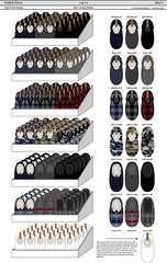 F14 007 Mens FB PDQ v1 (boodiba) Tags: sockdesign hosierydesign surfacedesign target adobeillustrator photoshop graphicdesign