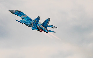 Flanker - In a rush...