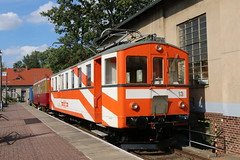2018-09-16, MBBKB, Buckow (Märkische Schweiz), OC BDe 2/4 13 (Fototak) Tags: train railway treno eisenbahn mbbkb buckowerkleinbahn germany märkischeschweiz travys oc 13