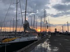HTR Piritassa (Antti Tassberg) Tags: port marine yacht sunset pirita htr