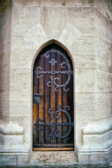 Wooden Door (Russ Dixon Photography) Tags: russdixon russdixonphotography door doorway portal fujixe2 budapest europe hungary