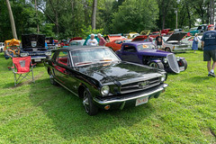 2018butterybrookcarshow-277 (gtxjimmy) Tags: sonya7 sony alpha a7 butterybrookpark 5thannualbutterybrookparkcarshow2018 southhadley ma massachusetts newengland carshow autoshow autorama vehicle automobile auto vintage classic antique ford mustang worldcars 1965