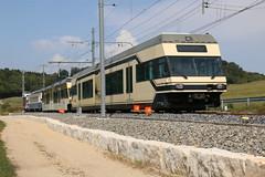 2018-08-08, ASm/MVR, Siselen-Finsterhennen (Fototak) Tags: schmalspurbahn treno railway train switzerland mvr mob asm bti 7002 7003 6 508