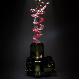 capture photons...