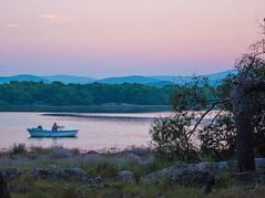 Fishing at dawn (Zrno2009) Tags: dawn fishermen sea