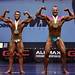 Mens Bodybuilding Novice 2nd Revilla 1st Peterson