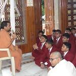 Visit to Vashi Mandir (5)