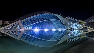 Incredible architecture , Valencia, Spain