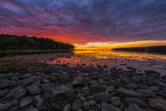Did You Follow Your Fire? (Anna Kwa) Tags: sunrise clouds sky colors glenclove rockport massachusetts usa annakwa nikon d750 140240mmf28 my fire magic always seeing heart soul throughmylens life journey fate destiny passion burning whatmatters love real