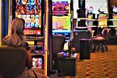 Casino floor (thomasgorman1) Tags: machines games gaming gambling casino colors nikon az arizona chairs woman candid streetshots streetphotos
