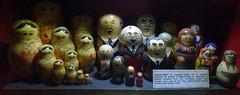 Happy Families (Steve Taylor (Photography)) Tags: russiandolls wooden toy matryoshkadoll stacking nesting dolls