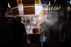 Steaming Pretzel (dangaken) Tags: ny nyc newyorkcity newyorknewyork newyorkny bigapple empirestate city urban eastcoast september2018 september manhattan midtownmanhattan upperwestside downtown