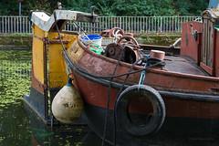 A Stern (cybertect) Tags: carlzeissvariosonnart3570mmf34mm islington londonboroughofislington londonn1 n1 regentscanal sonya7ii boat canal rudder stern tiller water