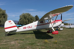 HB-CAJ-LSGY-170918-1600 (Alex-Spot This!) Tags: cessna cessna140