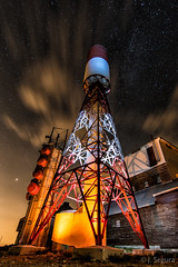 Bola del mundo (Navacerrada) (Yorch Seif) Tags: noche night nocturna nocturnal lightpainting longexposure largaexposicion estrellas stars d7500 tokina1116
