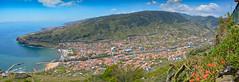 ... Aeroporto da Madeira ... (wolli s) Tags: aeroportodamadeira fnc funchal machico madeira santacruz airport panorama portugal pt nikon d7100 stitched