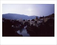 Bosnie - Mostar - Stari Most (FABIANI.T) Tags: instax instant instantané urbex abandonné abandonned bosnie sarajevo mostar instaxwide roadtrip