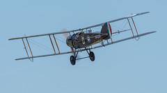 Bristol Fighter (davepickettphotographer) Tags: oldwarden biggleswade bedfordshire shuttleworthcollection shuttleworth airshow uk bristolfighter brisfit firstworldwar greatwar england vintage aircraft aviation