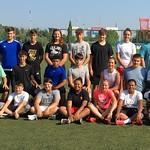 U15/U18 Summercamp 2018