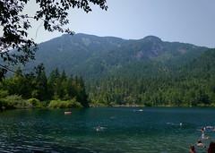 Lake of the Woods (the mindful fox) Tags: lakeofthewoods hopebc hope lake mountain