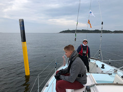 Minnamari (Antti Tassberg) Tags: syyspurjehdus purjehdus purjevene minnamari espoo eps sailing sailingboat yacht