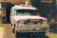 Queensland Ambulance QAY-012 (CooverInAus) Tags: queensland ambulance service qatb ford f250