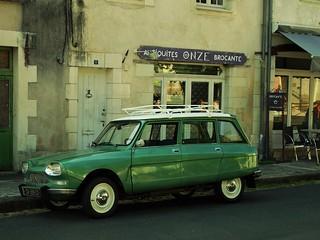 Citroën Ami 8 Break Richelieu (37 Indre et Loire) 02-09-18a