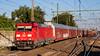 DB 185 241 on GA 48925 at Hannover Linden (37001 overseas) Tags: hannover linden 185241 1852417 ga48925 ga 48925 bremerhaven kalsdorf hccrrs dbschenker dbcargo deutschebahn