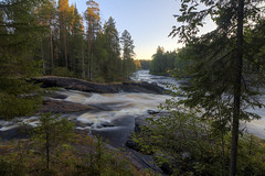 wood, stone and water (Sergey S Ponomarev - very busy) Tags: sergeysponomarev canon eos 70d efs1018mmf4556isstm paysage paesaggio landschaft nature natura north nord taiga rapids kozha arkhangelsk russia russie russland 2018 august agosto summer lestate hdr highdynamicrange trip adventure tourism rafting stones morning sunrise dawn сергейпономарев europe wild архангельск рафтинг сплав кожа утро рассвет пейзаж лето август тайга лес река вода порог природа север россия
