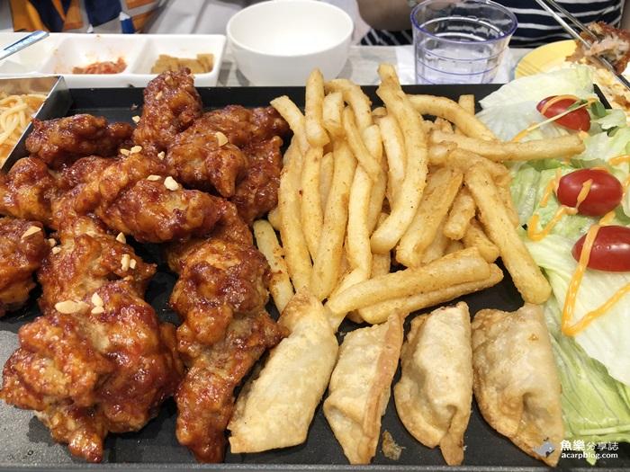 【台北信義】i'm kimchi 韓式料理│超狂75雞│att4fun @魚樂分享誌