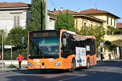 CPT Pisa A4111, EY470LG. (EYBusman) Tags: cpt consorzio pisano trasporti pisa tuscany italy municipal bus coach mercedes benz citaro daimler town centre a4111 ey470lg eybusman