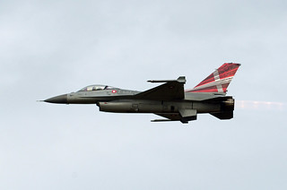 Denmark - Air Force General Dynamics F-16AM Fighting Falcon E-607