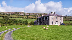 Glenquin House (mickreynolds) Tags: august2018 burren coclare ireland fr ted house glenquin