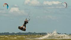 Kite surf in Mayotte 1/10 (Zygonyx) Tags: pentax k1 dfa150450mm dxo photolab sanguinet landes atlantique