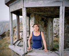 Sharpnose Point #5 (@davidflem) Tags: morwenstow cornwall mamiya7 65mm kodak portra400 120film 6x7 mediumformat filmphotography istillshootfilm