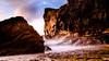 wild.beach (K.H.Reichert [ not explored ]) Tags: dwejra meer sonnenuntergang clouds gozo himmel ocean felsen sunset sky rocks wasser malta bluehole sea coast wolken bucht